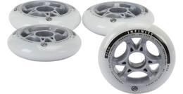 Vorschau: POWERSLIDE Inline-Skates-Rollen-Set Infinity II 90 mm