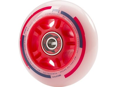 POWERSLIDE Inline-Skates-Rollen-Set F1 80 mm Weiß