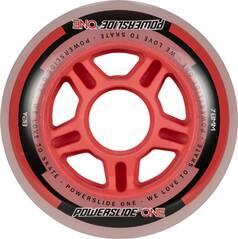 POWERSLIDE Inlineskates-Rollen-Set One Wheels 76mm