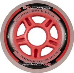 POWERSLIDE Inlineskates-Rollen-Set One Wheels 80mm