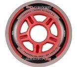 Vorschau: POWERSLIDE Inlineskates-Rollen-Set One Wheels 80mm