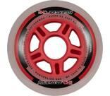 Vorschau: POWERSLIDE Inlineskates-Rollen-Set One Wheels 84mm