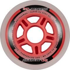POWERSLIDE Inlineskates-Rollen-Set One Wheels 84mm
