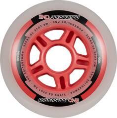 POWERSLIDE Inlineskates-Rollen-Set One Wheels 90mm