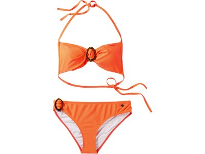 PROTEST Damen Bikini BOND BCUP Orange