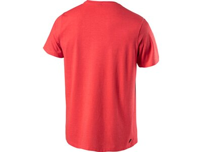 PROTEST Herren T-Shirt Langbourne Rot