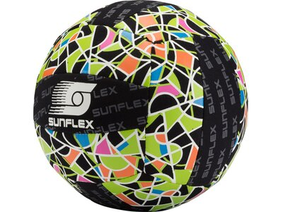 SUNFLEX BEACH- UND FUNBALL COLOR PRO Bunt