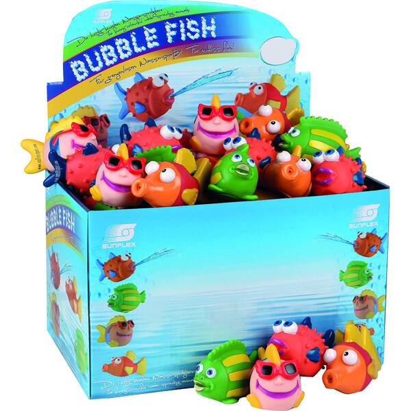 SUNFLEX Bubble Fish