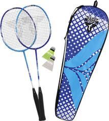 TALBOT/TORRO  Badmintonset 2-FIGHTER PRO IM THERMOBAG