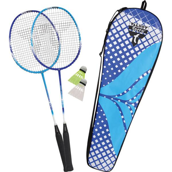 TALBOT/TORRO  Badmintonset 2-FIGHTER PRO IM THERMOBAG