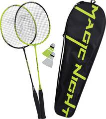 TALBOT/TORRO Badmintonset MAGIC NIGHT LED IM THERMOBAG