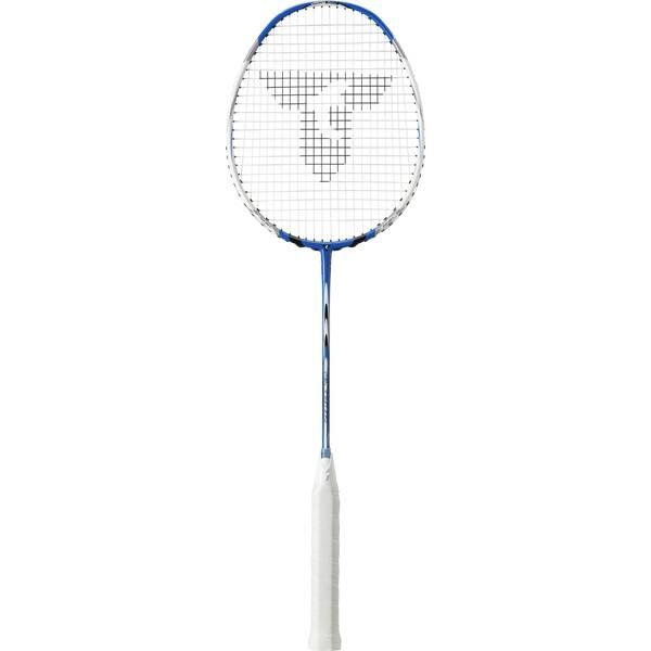 TALBOT/TORRO Badmintonschläger ISOFORCE 411.2 LITE, BLUE-WHITE