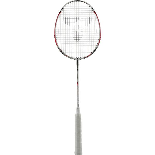 TALBOT/TORRO Badmintonschläger ISOFORCE 411.3 LITE, WHITE-RED