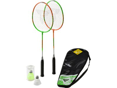TALBOT/TORRO Badmintonset 2-Attacker Grün