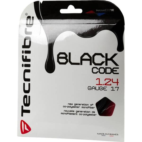 TECNIFIBRE TF BLACK CODE 1,24MM, 12M GA