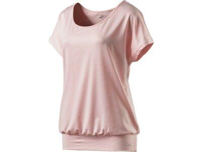 VENICE BEACH Damen T-Shirt mit Bündchen Ria DMEL B Pink