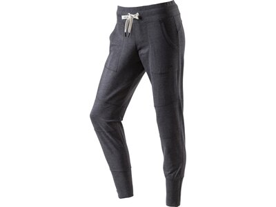 VENICE BEACH Damen Sporthose Trish 7/8 Sweatpants Grau