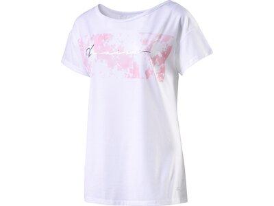 VENICE BEACH Damen Shirt TIANA DCTL 03 Weiß