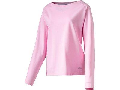 Venice Beach Sweatshirt Danger Pink