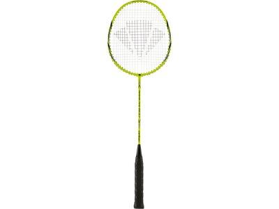 CARLTON Badmintonschläger C BR AEROBLADE 600 Gelb