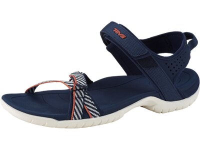TEVA Damen Sandale Verra Blau