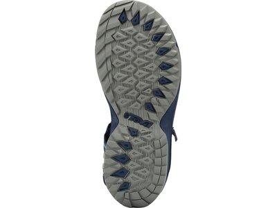 TEVA Herren Sandale Terra Fi Lite Blau