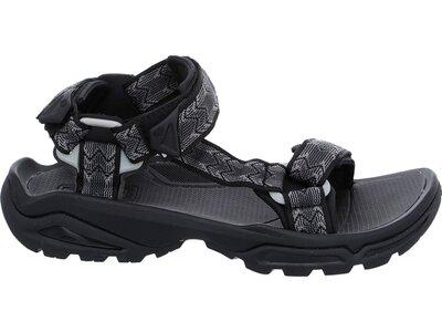 TEVA Herren Sandale Terra Fi 4 Schwarz