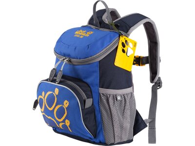 JACK WOLFSKIN Kinder Tagesrucksack LITTLE JOE Blau