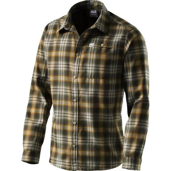 JACK WOLFSKIN Herren Hemd Gifford Shirt Men