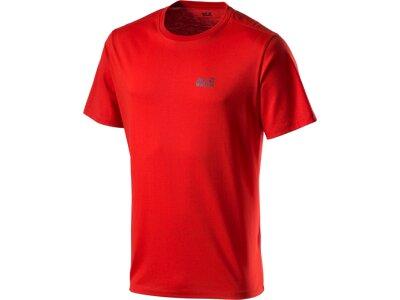 JACK WOLFSKIN Herren Shirt ESSENTIAL FUNCTION 65 T M Orange