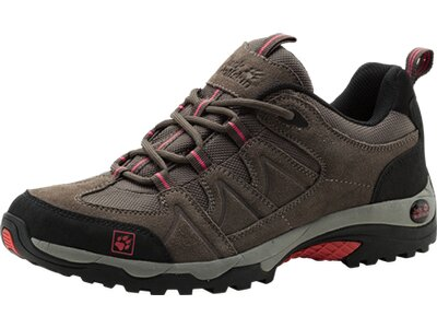 JACK WOLFSKIN Damen Multifunktionsschuhe Traction Braun