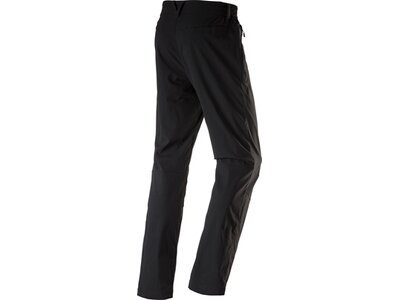 JACK WOLFSKIN Herren Softshellhose Activate Light Men Schwarz