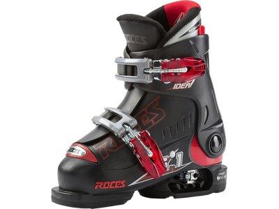 ROCES Kinder Skistiefel IDEA 16.0-18.5 MP Schwarz