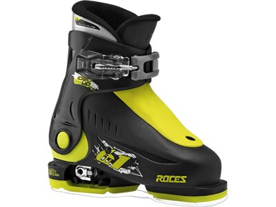 ROCES Kinder Skischuhe IDEA Up Schwarz