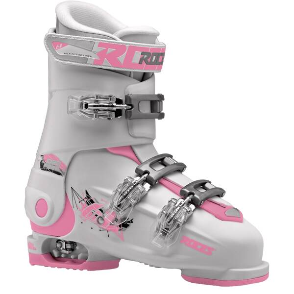 ROCES Kinder Skischuhe IDEA Free