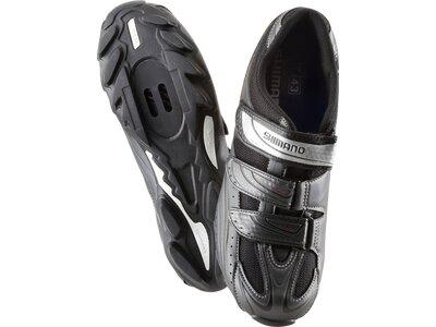 SHIMANO Herren Mountainbikeschuhe MTB-Schuh M077 Grau