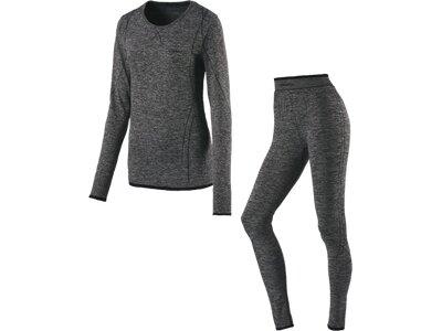 CRAFT Damen Unterwäschenset Damen Wäsche-Set Active Comfort Baselayer W Schwarz
