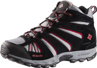 COLUMBIA Kinder Outdoorschuhe Youth North Plains Mid