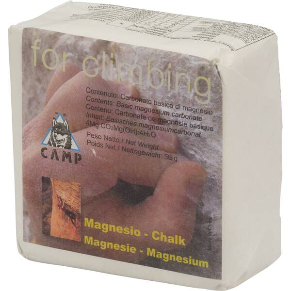 CAMP Klettergurt Magnesia CHALK