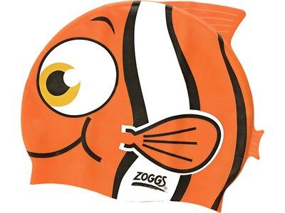 ZOGGS Kinder BadekappeJunior Character Silicone Orange