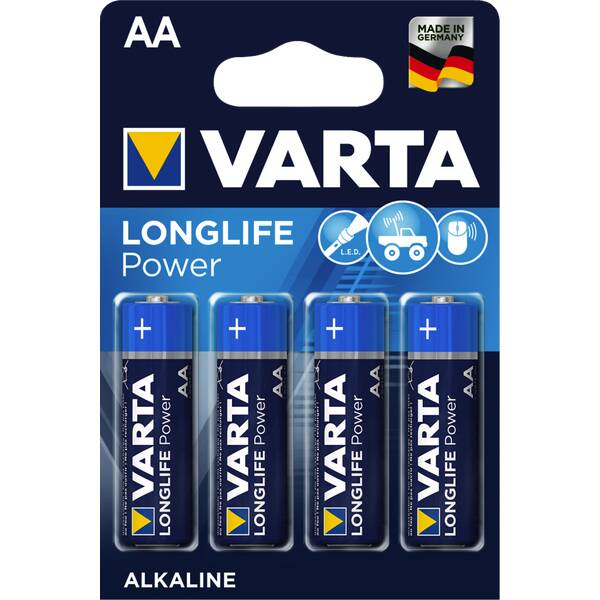 VARTA Batterie High Energy (AA) Mignon
