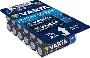 VARTA Batterie Varta Longlife Power AA Mignon