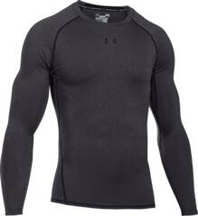 UNDERARMOUR Herren Kompressions-Shirt Langarm HeatGear Armour