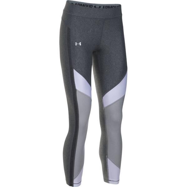 UNDER ARMOUR Damen Trainingstights / Fitnesshose UA HeatGear® Color Blocked Ankle