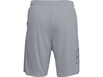 UNDER ARMOUR Herren Shorts TECH GRAPHIC Grau