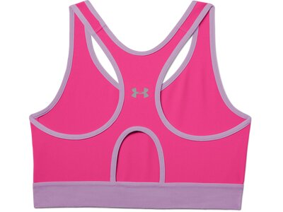 UNDERARMOUR Damen Sport-BH/ Bustier Armour Mid Keyhole Pink