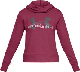 "UNDERARMOUR Damen Sweatshirt ""Cotton Fleece Sportstyle Logo Hoody"""