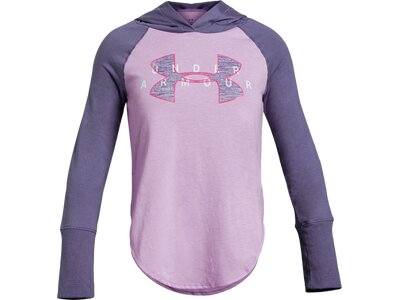 UNDER ARMOUR Kinder Hemd Finale Layer Lila