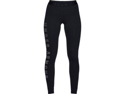 UNDER ARMOUR Damen FAVORITE LEGGING AR Schwarz