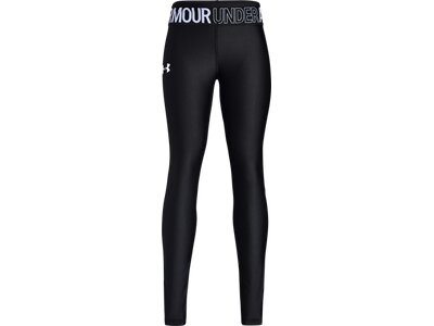 UNDER ARMOUR Kinder HG Legging Schwarz